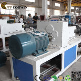 고품질 PP/PE/PVC 목제 플라스틱 WPC 단면도 생산 라인 /PVC 밀어남 기계