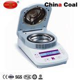 Medidor de umidade de aquecimento do display LCD MB23