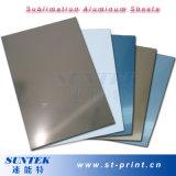 Покрывая алюминий в листах сублимации щетки поверхностный для печати передачи тепла