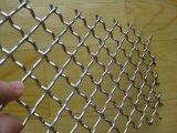Acoplamiento de alambre prensado del acero inoxidable