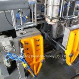 HDPE het Vormen van de Slag van de Uitdrijving van de Fles Machine met het Deflashing van Systeem