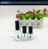 5/10/15ml de vierkante en Ronde Lege Fles van het Nagellak van het Glas