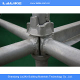 Système en acier d'échafaudage de Q235 Cuplock pour la passerelle de construction