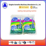 Bolso automático de la almohadilla de la espuma de la esponja que envuelve la empaquetadora