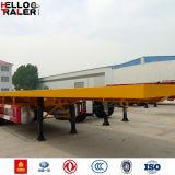 中国の製造の輸送の艦隊のための三車軸トレーラー