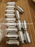 Aluminium CNC-drehenteil CNC-Drehbank-maschinell bearbeitenteil