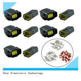 Connecteurs automatiques de harnais de fil de /Automotive de connecteurs de Pin du prix usine 4
