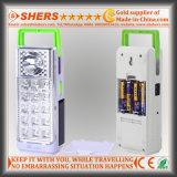 Luz Emergency solar do diodo emissor de luz de 15 SMD com a lanterna elétrica 1W (SH-1963A)