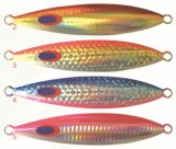 Jig de qualité supérieure Jig Slat Pitch Jig Fishing Lure