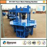 Камень Dy-150t блокируя делая машину/гидровлическую машину блока Paver цвета