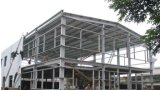 Edificio comercial del taller de la estructura de acero (KXD-SSB1212)