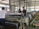 Производственная линия тень марли тени повязки воздушной струи