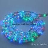 LED-Seil-Zeichenkette-Licht für Hausgarten-Partei-Weihnachtsfeiertags-Dekoration