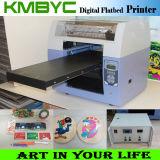 플라스틱 덮개를 위한 작은 체재 UV LED 인쇄 기계