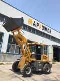 Fabrik geben 1.2 Rad-Ladevorrichtung der Tonnen-Zl12 mit Ladeplatten-Gabel an