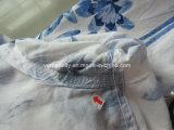 De Dienst van de Inspectie van het Overhemd van Botanlcal van de Mannetjeseend van Mens