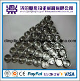 Fabbrica Price 99.95% Tungsten Crucible per Sapphire Crystal Growing e Rare Earth Melting