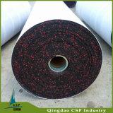 Rolos de borracha de revestimento de borracha de grãos de EPDM coloridos para uso interno