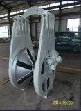 Haisun hydraulischer Gummileistung-Marineblock (BTW1-42)