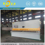 10mm Hydraulic Shearing Machine mit 3.2 Meters Working Table Length