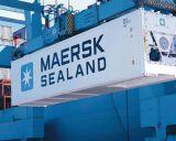 中国からのアフリカへのMaerskの船便