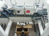Three Point BoxのためのBottom LockのGdhh Automatic Folder Gluer Machine
