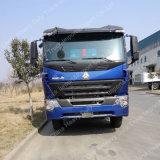 371HP de Kipper van de Vrachtwagen van de Stortplaats van de Kipwagen van het Grint van de kipwagen HOWO A7 6X4