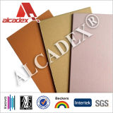 4mm PPG Painting Unbreakable Core Interior Decorative ACP Panel