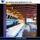 SGSの証明書のアクリルの固体表面のフロント(TW-085)