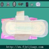 使い捨て可能な生理用ナプキンのパッドまたは衛生パッドのナプキン