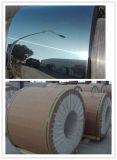 La bobina di alluminio dello specchio con la pellicola del PVC ha ricoperto