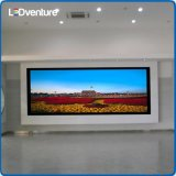Крытая стена полного цвета гигантская СИД видео- для рекламировать