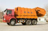 Sinotruk Marken-Verdichtungsgerät-Abfall-LKW oder Absaugung-LKW