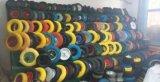 Roda de borracha pneumática