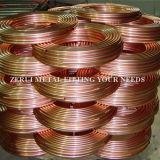 Tubo Certificado CE de la crepe con bobina de cobre para la división de CA