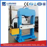 Workshop macchina della pressa idraulica dell'indicatore luminoso del cavalletto da 63 tonnellate (HP-63)
