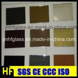 Material de vidro e fabricantes decorativos do vidro do espelho da antiguidade do uso