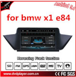 Audio dell'automobile 9inch del Android 5.1 per BMW X1 E84 2009-2013 con percorso capacitivo di GPS dello schermo di tocco, 3G, WiFi, Bluetooth, iPod