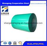 La alta calidad PPGI primero prepintó la bobina de acero galvanizada en China