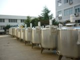 Réservoir sanitaire de fermentation de yaourt de l'acier inoxydable 1000L de nourriture
