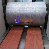 Langlebiges im Freien WPC hölzernes Plastikprodukt, das Machinery/WPC Extruder-Maschinerie herstellt