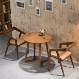 Presidenza pranzante di legno di stile della presidenza moderna nordica del ristorante