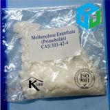 Poudre de gain CAS 303-42-4 de Methenolone Enanthate Steriods de muscle de bâtiment de fuselage