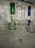 De pijpWaterpijpen van het glas