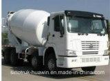 8-16cbm CapacityのSinotruk Concrete Mixer Truck