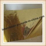 Nastro dell'oro TTR per la stampante di trasferimento termico (TTR-GOLD)