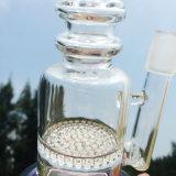 Mini conduites d'eau en verre élégantes pratiques de cigarette pour fumer (ES-GB-258)