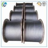 7*7 Ungalvanizedの鋼線ロープ