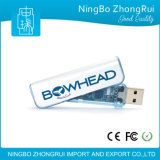 Azionamento promozionale dell'istantaneo del USB della plastica con il vostro marchio