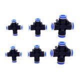Ajustage de précision rapide de connecteur de boyau pour le système pneumatique et l'hydraulique